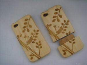 China Woodiness Mobile Phone Shell, Case For Iphone 4 on sale
