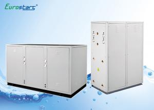 China R410A Geothermal Water Source Heat Pump For Commercial Air Conditioning on sale
