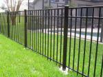Aluminum Flat top Fence