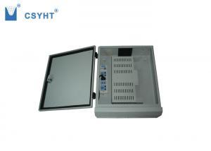 China Outdoor waterproof fiber optic box load ONU media converter equipments on sale