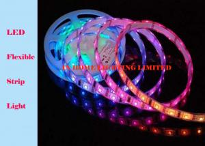 China High Power RGB LED Strip Lights Backing Lighting For Under Water Project on sale