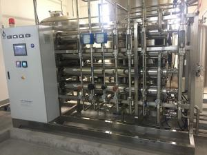 China Medical Distilled Water Making Machine Fda / Gmp / Cgmp For Hospital on sale