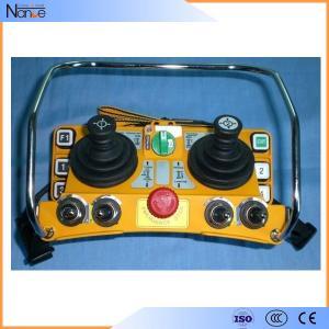 China Crane Radio Joystick Remote Control Low Power Consumption 20 * 11 * 9cm on sale