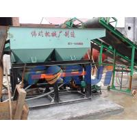 Fergusonite/Sipylite mining beneficiation jigging machinery