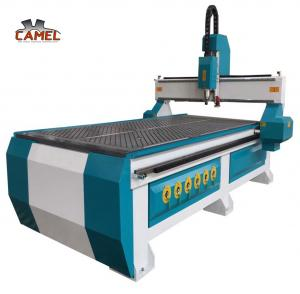 China Jinan Camel CA-1325 4 axis Italy HSD spindle cnc router engraver machine for wood metal stone ans brass on sale