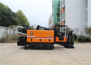 China Engineering Directional Boring Machine With Auto Anchoring / Auto Loading on sale