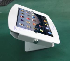 quality cold rolled steel ipad kiosk enclosure for ipad mini with wall mount u0026 desktop locking