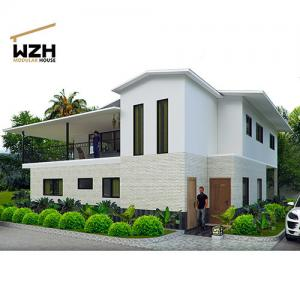 China Cheap Prefabricated Modern Villa House on sale