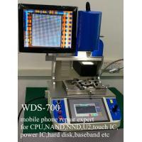 Professional mobile phone repair machine WDS-700 automatic BGA rework station with free training