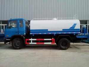 China Dongfeng 10000liter Water Tank Truck on sale
