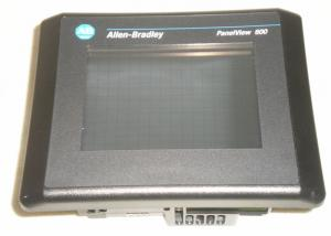 China 2711P-T6C20D Allen Bradley Panelview Plus 600 HMI Touchscreen SER D  5.7 Inch Color on sale