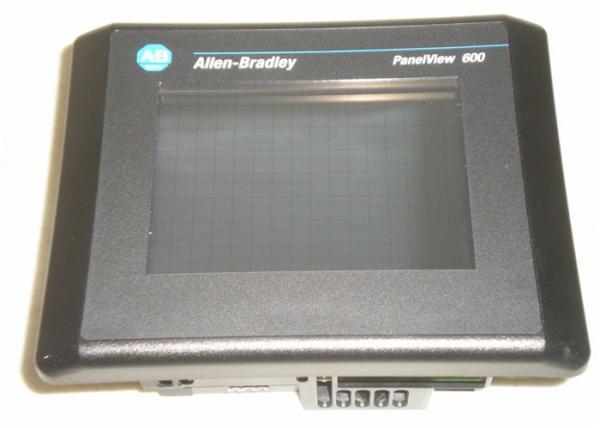 2711P-T6C20D Allen Bradley Panelview Plus 600 HMI