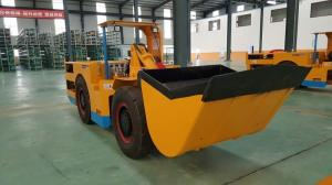 China 1.5 cubic meter LHD Underground Mining Vehicles Scooptram for tunneling project on sale