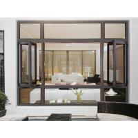 German Standard Wood Aluminium Windows Environment Protective Sound Insulation