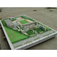 China Building school maquette mock up making for education  with abs and acrylic material on sale