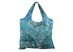 831aea0860 ... Quality 190T Polyester Folding Shopping Bags Lightweight Stylish  Pattern Watermark for sale ...