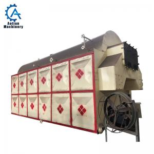 China Paper Product Making Machinery Paper Drying Oilfired Boiler Pulping Steam Boiler on sale