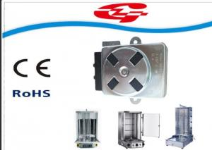 China AC Grill Synchron Electric Motors Low Speed With Gear Box , 6W Power on sale