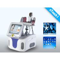 """10.4"""" Touch Screen 650nm / 75mW 60Hz Lipo Laser Treatment Fractional RF for body slimming"""
