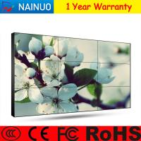 3.5mm bezel samsung DID LCD Video Wall with 3x3 55 inch video wall controller