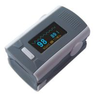 Finger medical Pulse Oximeters Measure SpO2 PR with audio alarm & pulse for home hospital