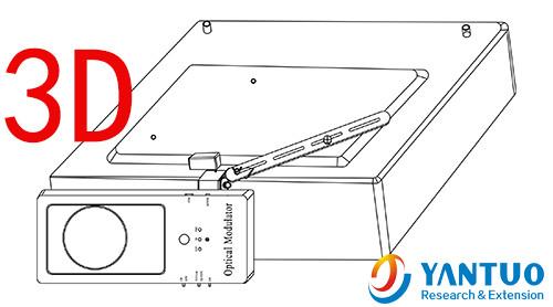 3D Passive modulator YT-PS600H 2D