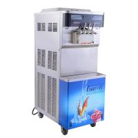 36-38L/h commercial ice cream maker with Mix low warning protectionand digital control panel  with  CE  CCC