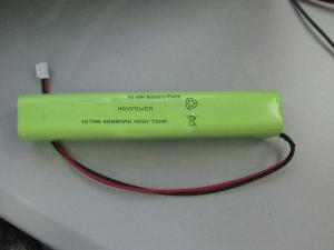 China High Temperature Emergency Lighting Battery NIMH 18700 4000mAh 4.8V on sale