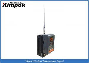 China Mini Military Manpack COFDM Video Sender COFDM Transmission System on sale