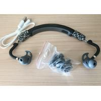 China Outdoor Bluetooth Sports Neckband Headphones Sweatproof For Iphone Andriod on sale