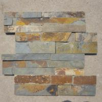 natural stacked slate veneer for wall cladding