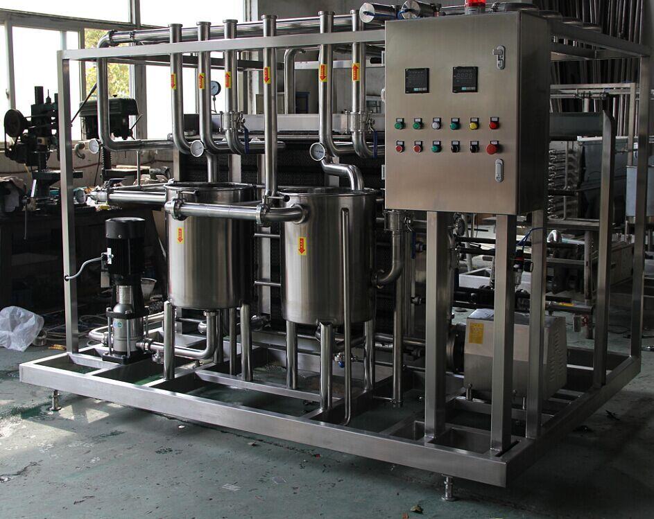 Semi-automatic plate sterilizer