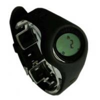 China bluetooth pedometer with belt clip and PU wristband on sale