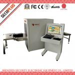 Airport X Ray Baggage Screening Equipment SPX6550 With Windows 7 Smart Software