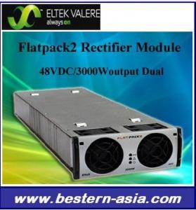 China Eltek Valere Flatpack2 Rectifier Module 48VDC/3000W on sale
