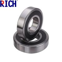 China 12 - 40 Mm V1 Gearbox Bearings 6200 Series Ball Type Grease Lubrication on sale