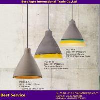 China Professional Manufacturer Of Vintage Pendent Lights For Restaurant Lighting Decoration on sale
