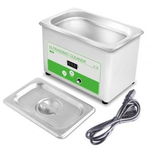 China Mini Household Ultrasonic Cleaner , 800ML Ultrasonic Watch Cleaning Machine 35w on sale