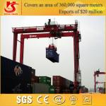 Widely used portal crane, ship-loader for railroad