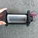 24v dc small cooling fans 43mm X 90mm cross flow 1 . 6inch 2inch fans for air cooling
