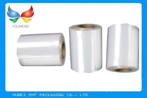 Quality Transparent Polyolefin Shrink Wrap Film for sale