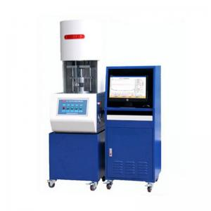 China Oscillating Rheometer Rubber Testing Machine ,Computeried Rubber Test Rheometer Mooney Viscometer on sale