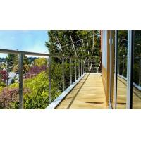 Terrace Stainless Steel Balustrade Prices, Stainless Steel Hand Railing
