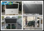 Central Air Conditioning Freezer Condensing Unit Wide Temperature Range