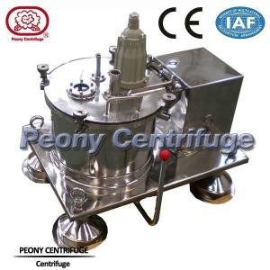 Quality Stainless Steel Batch Top Discharge / Bag Lifting Basket Pharmaceutical for sale