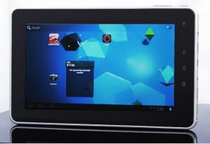 China Android 4.0 7.0 inch Capacitive Touch Screen Tablet PC with Camera, WIFI, 3G SIM Slot on sale