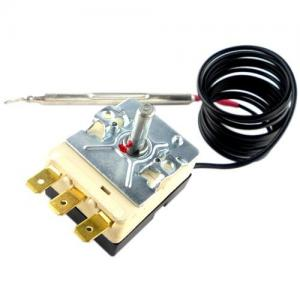 China Regulation 250V16A Temperature Switch Thermostat For Oven , Automatic Reset on sale