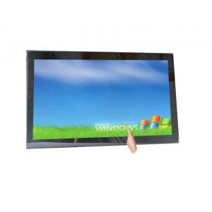 China Wall Mounted Infrared Touch Screen LCD Monitor 21.5  With DVI Port on sale