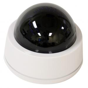 China PoE CMOS 720P WDR Dome Camera Wireless , Weatherproof IP66 For Villadom on sale
