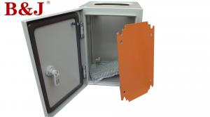 China Industrial Electrical Power Distribution Box Fully Welded With Concealed Lift - Off Pin Hinges on sale